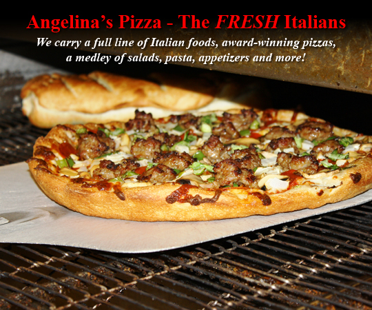 Angelina's Pizza